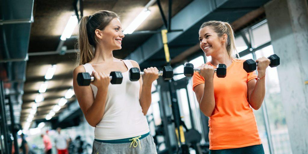 fitness goals-types-of-workout-buddies