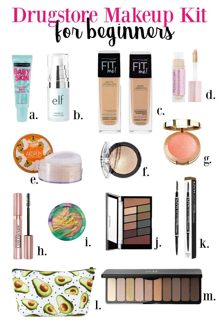beginners for makeup kit must haves