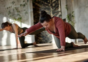 Photo of Women Excercising Together