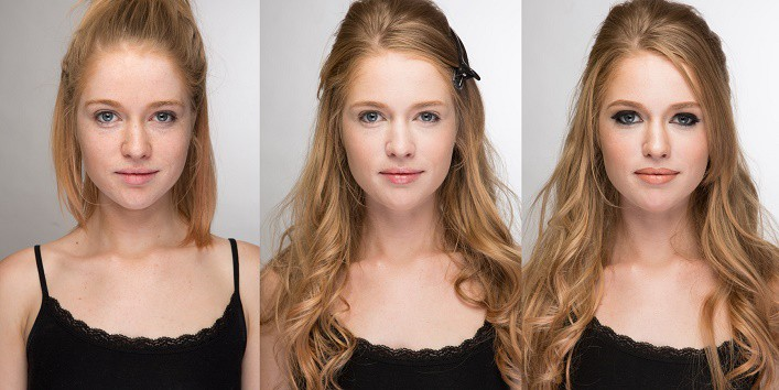 makeup enhance beauty
