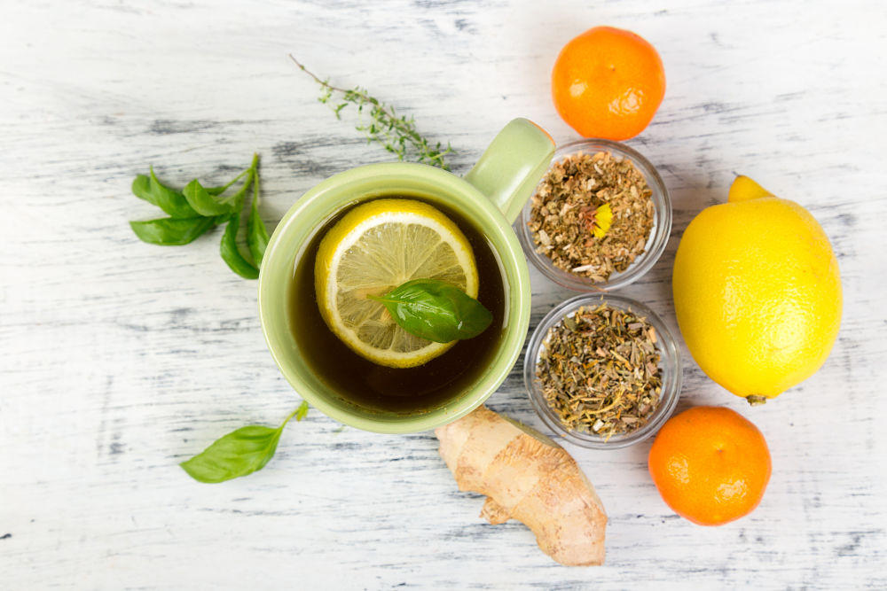 supplements immunity respiratory infection
