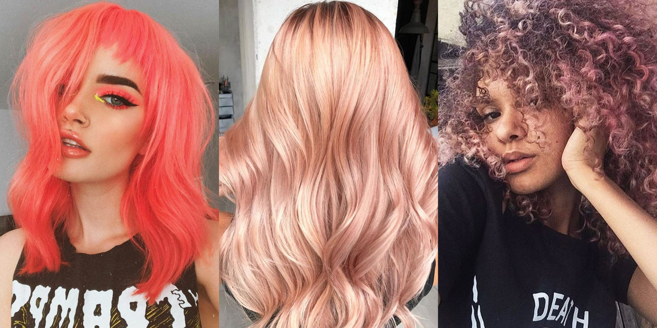 medium length 2020 hair color trends